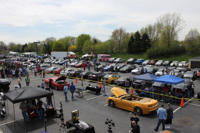 UTI Torque Meet Tour Chicago