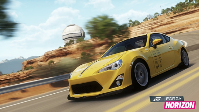 Meguiar's Vortech V-3 H67B Supercharged Scion FR-S in Forza Horizon