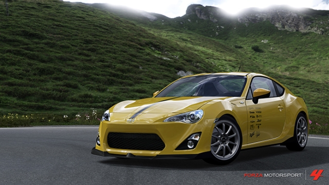 Meguiar's Vortech V-3 H67B Supercharged Scion FR-S in Forza Motorsport 4
