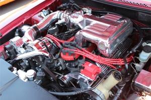 Vince F's Vortech Supercharged '95 GT