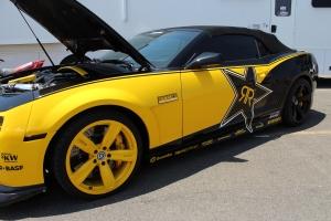 Vortech V-3 Si Supercharged Rockstar Performance Garage Camaro SS Convertible