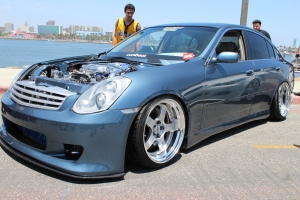 Marcus Cooke's Vortech Supercharged G35 Sedan