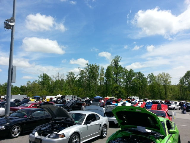 NMRA Ford Nationals at MIR Car Show