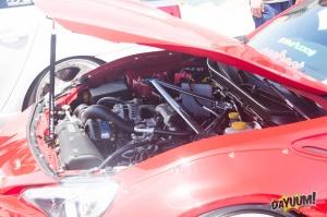 Noel Barnum's Vortech V-3 H67B Supercharged FR-S