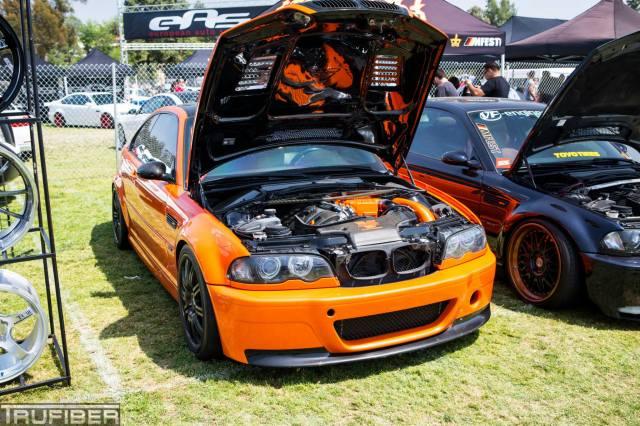 Orange VF E46 M3