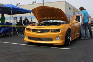 Rick Bottom's Vortech V-3 Si Supercharged XTC800 Camaro SS Convertible