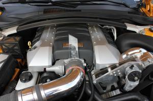 Rick Bottom's Vortech V-3 Si Supercharged XTC800 Camaro SS Convertible