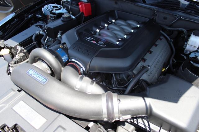 RJ DeVera's Vortech V-3 Supercharged 5.0L Mustang GT