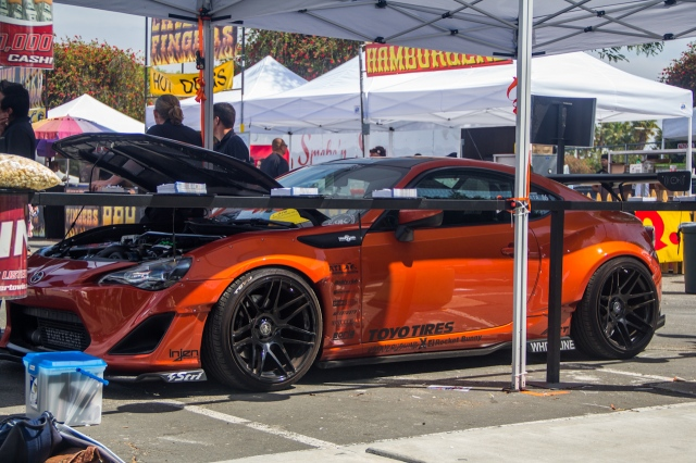 Robert Kochis' Vortech Supercharged Stay Crushing FR-S