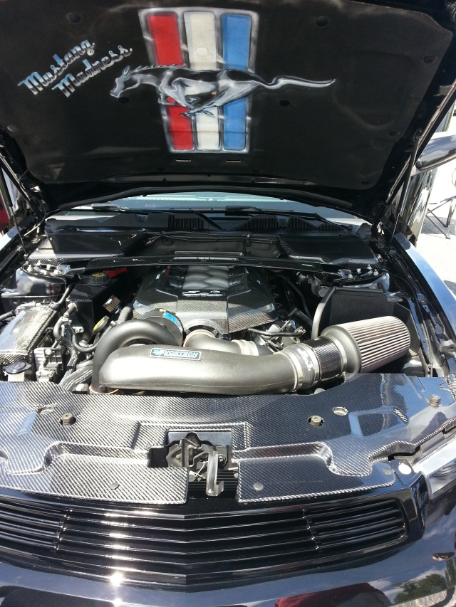 Scott Perry's Vortech V-3 Si Supercharged Coyote 5.0