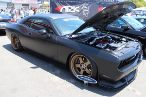 Jon Sibal's Vortech Supercharged Challenger R/T