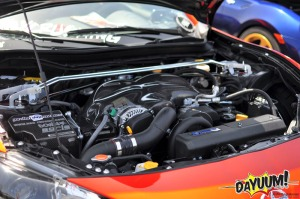 Robert's Vortech V-3 H67B Supercharged Stay Crushing FR-S