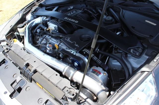 Stillen/Vortech Supercharged 370Z