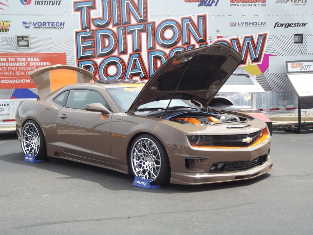 Tjin Edition Vortech V-3 Si Supercharged Camaro 1LE
