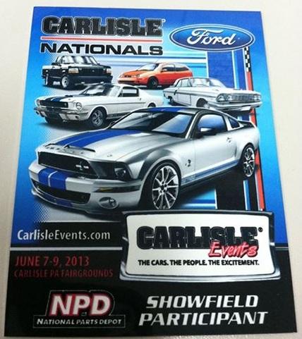 Show Participant Flyer