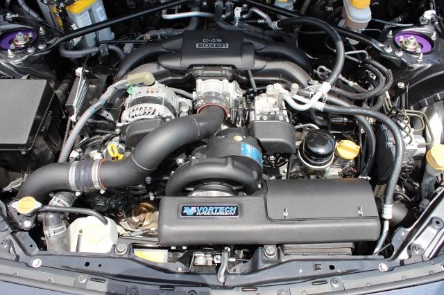 Fuzion Teknique's Vortech Supercharged FR-S