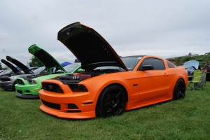Keith's Vortech V-3 Si Supercharged 5.0L Mustang GT