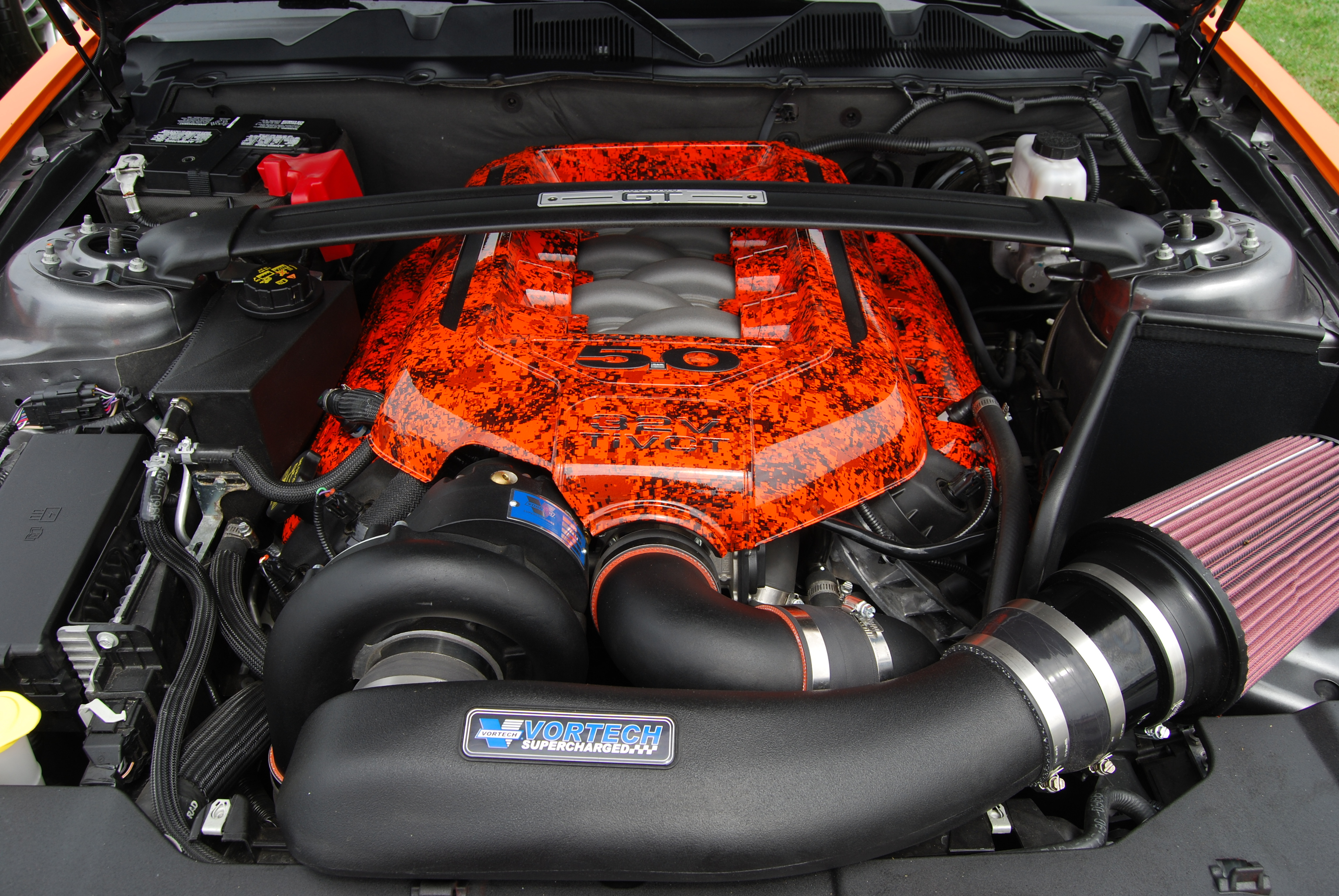 keith s vortech v 3 si supercharged 5 0l mustang gt