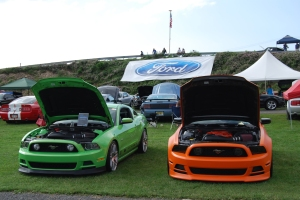 Keith & Nikki's Vortech Supercharged 2013 Mustang GTs
