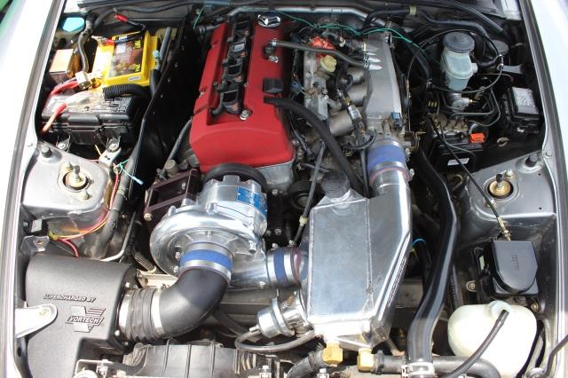 Vortech V-2 SC Supercharged Honda S2000