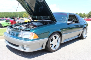 2 Tone Vortech Supercharged Fox Body