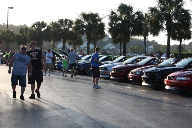 Mustang Week Meet & Greet
