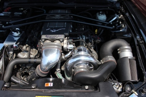 DaSilva Paxton NOVI 2200 Supercharged Shelby GT