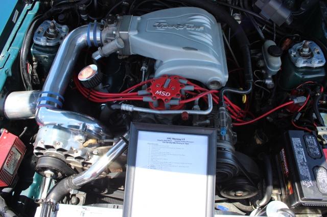 Dylan Boren's Vortech V-1 S SuperFox Body GT