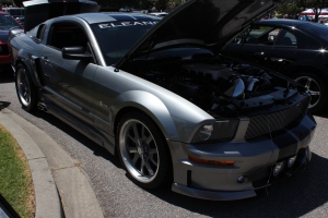 Vortech V-2 Supercharged Eleanor S197 Mustang