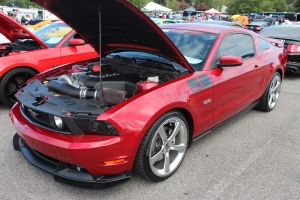 Extreme Mustangs Paxton NOVI 2200 Supercharged Coyote Mustang