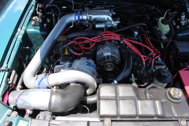 Vortech V-1 Supercharged SN95 GT
