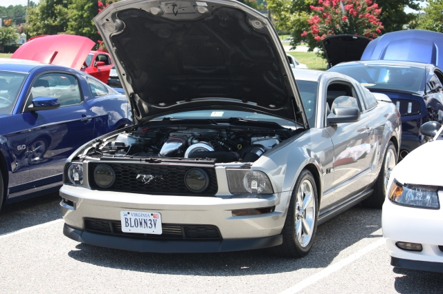 Paxton NOVI 2200 Supercharged S197 Mustang GT