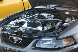 Hurricane Performance's Vortech V-2 Supercharged Mustang