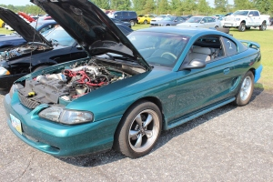 Jim's Vortech V-1 Supercharged Mustang GT