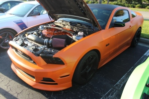 Keith's Vortech V-3 Si Supercharged 2013 5.0L Mustang GT