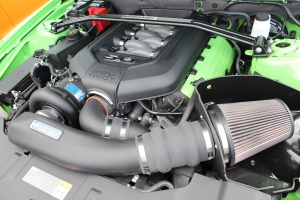 Nikki's Vortech V-3 Si Supercharged 5.0L Mustang GT