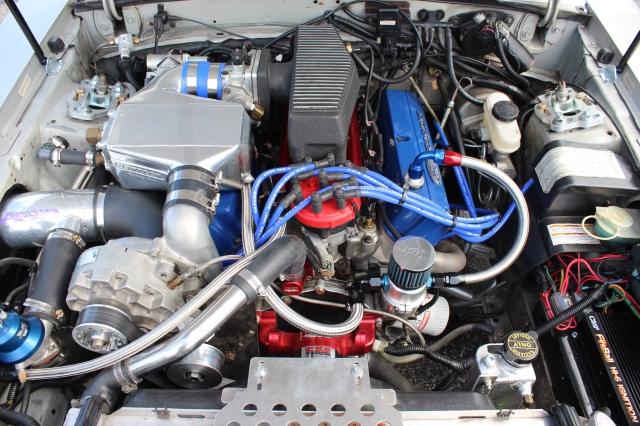 Pro Dyno Vortech V-1 Supercharged Fox Body LX