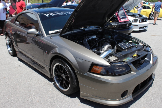 Pro Dyno's Vortech V-1 Supercharged New Edge GT