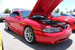 Vortech V-2 Supercharged 5.0 Mustang Cobra