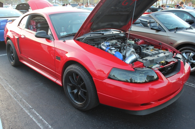 Vortech V-1 Supercharged New Edge Mustang GT