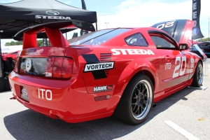 Vortech V-2 Supercharged Steeda Q650R Mustang