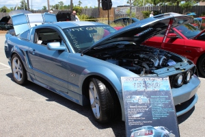 Untamed Paxton NOVI 2200 Supercharged S197 Mustang