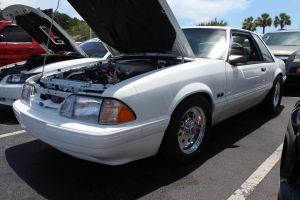 Vortech V-3 Supercharged Fox Body LX Mustang