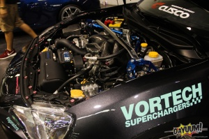 Alex's Vortech V-3 Supercharged Scion FR-S