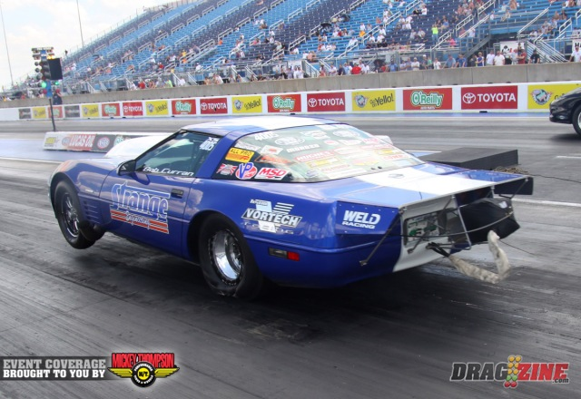 Bob Curran Joliet Round 2 Eliminations