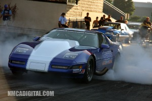 Bob Curran Vortech V-24 Xi Supercharged Strange Engineering Corvette