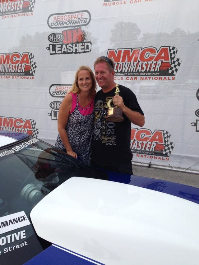 Bob Curran 3 Wins in a row - NMCA XTreme Street