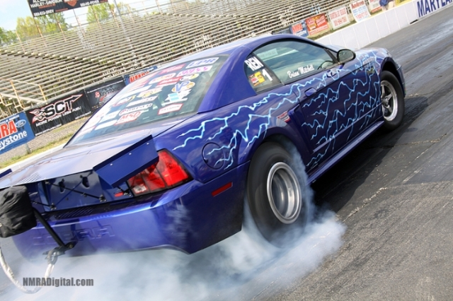 Brian Mitchell Vortech V-7 YSi Supercharged Renegade Mustang