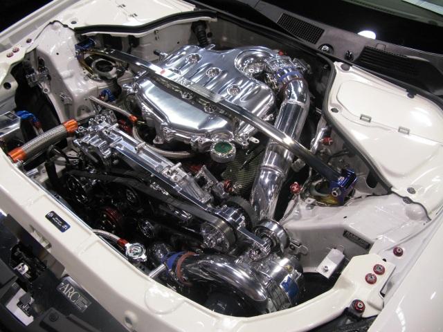 Chris Ortez's Vortech V-3 Supercharged Infiniti G35 Sedan