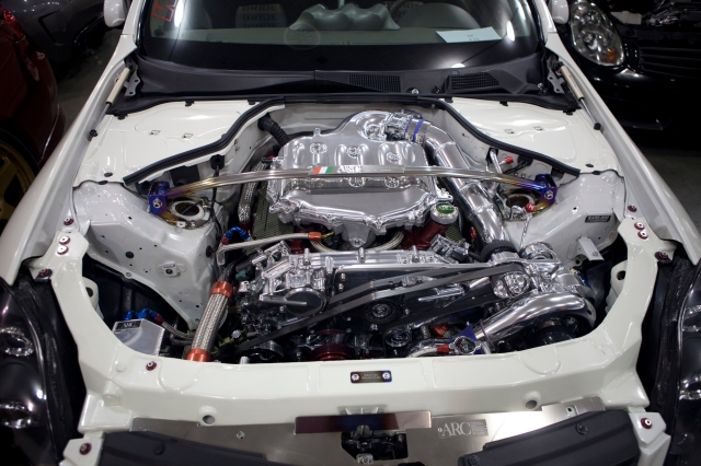 Chris Ortez's Vortech V-3 Supercharged Infiniti G35 Sedan